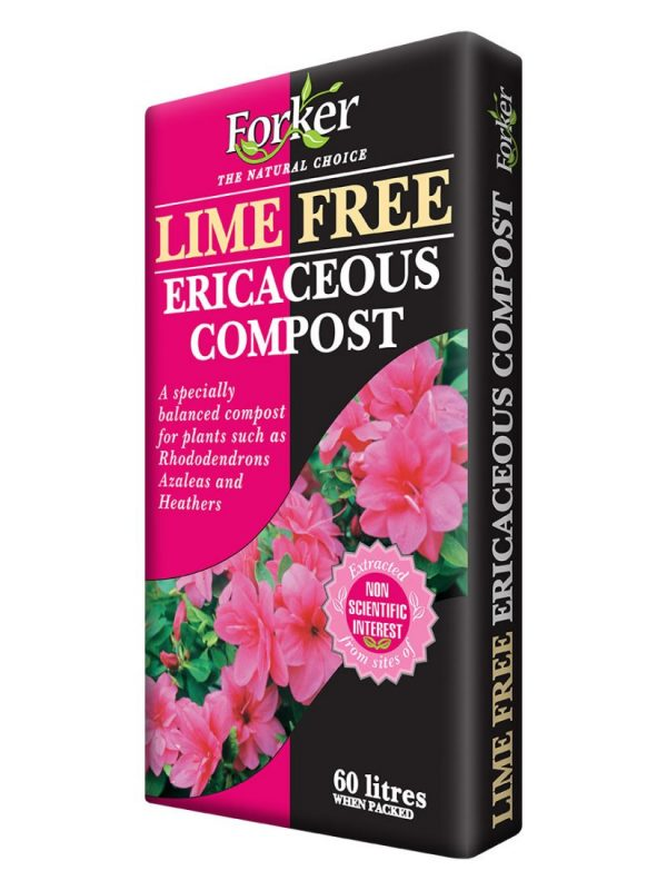 Lime Free Ericaceous Compost